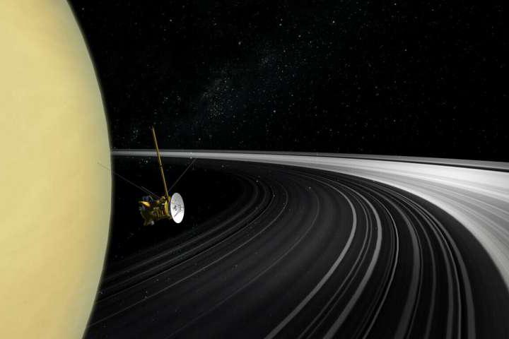 Saturnus ringar – inte så gamla som man trott