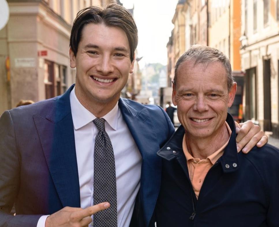 Christer Fuglesang medverkar i Framgångspodden.