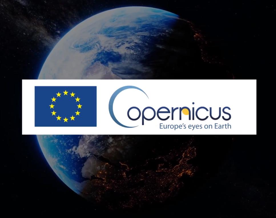 Copernicus filmbild