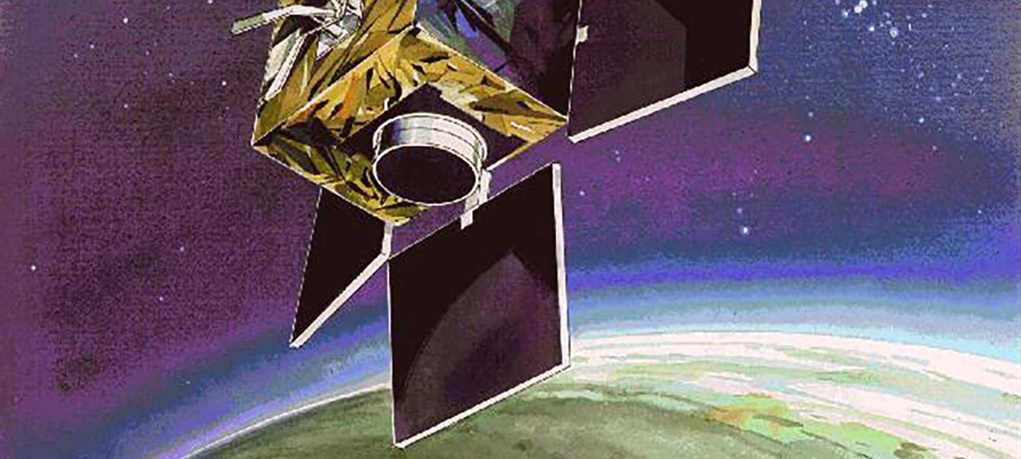 Satelliten Astrid 1