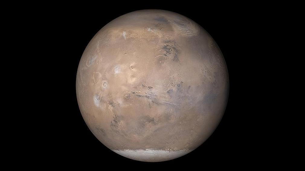 Flera farkoster på väg till Mars