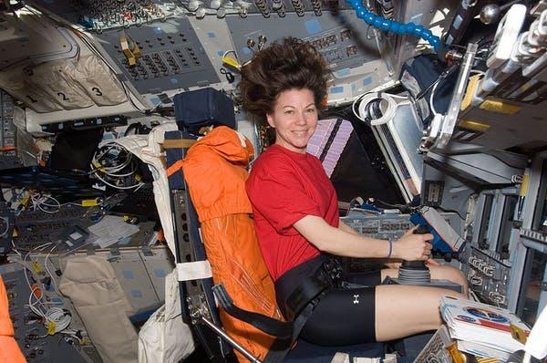 Hur stor är risken för att drabbas av blodpropp i rymden?