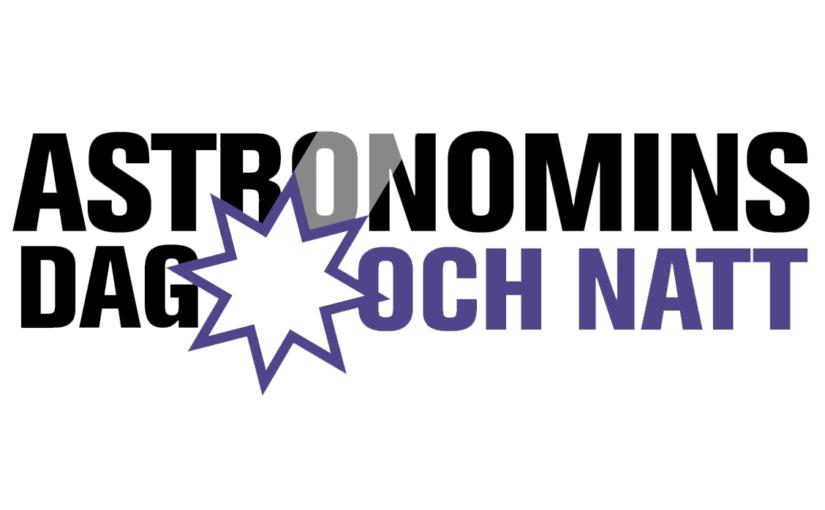 I helgen firas astronomins dag och natt i hela Sverige
