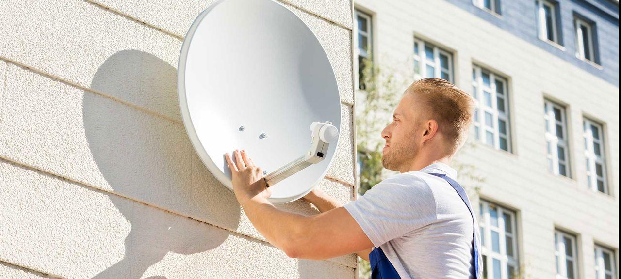 Telekommunikation hero