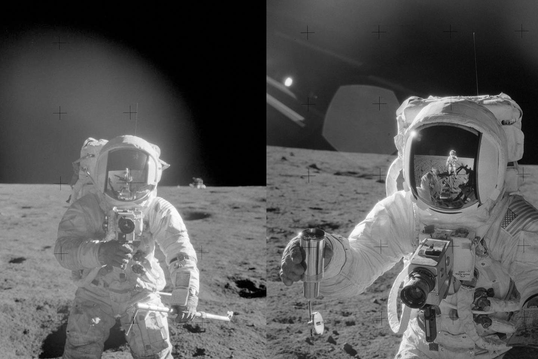 50 år sedan man återvände till månen