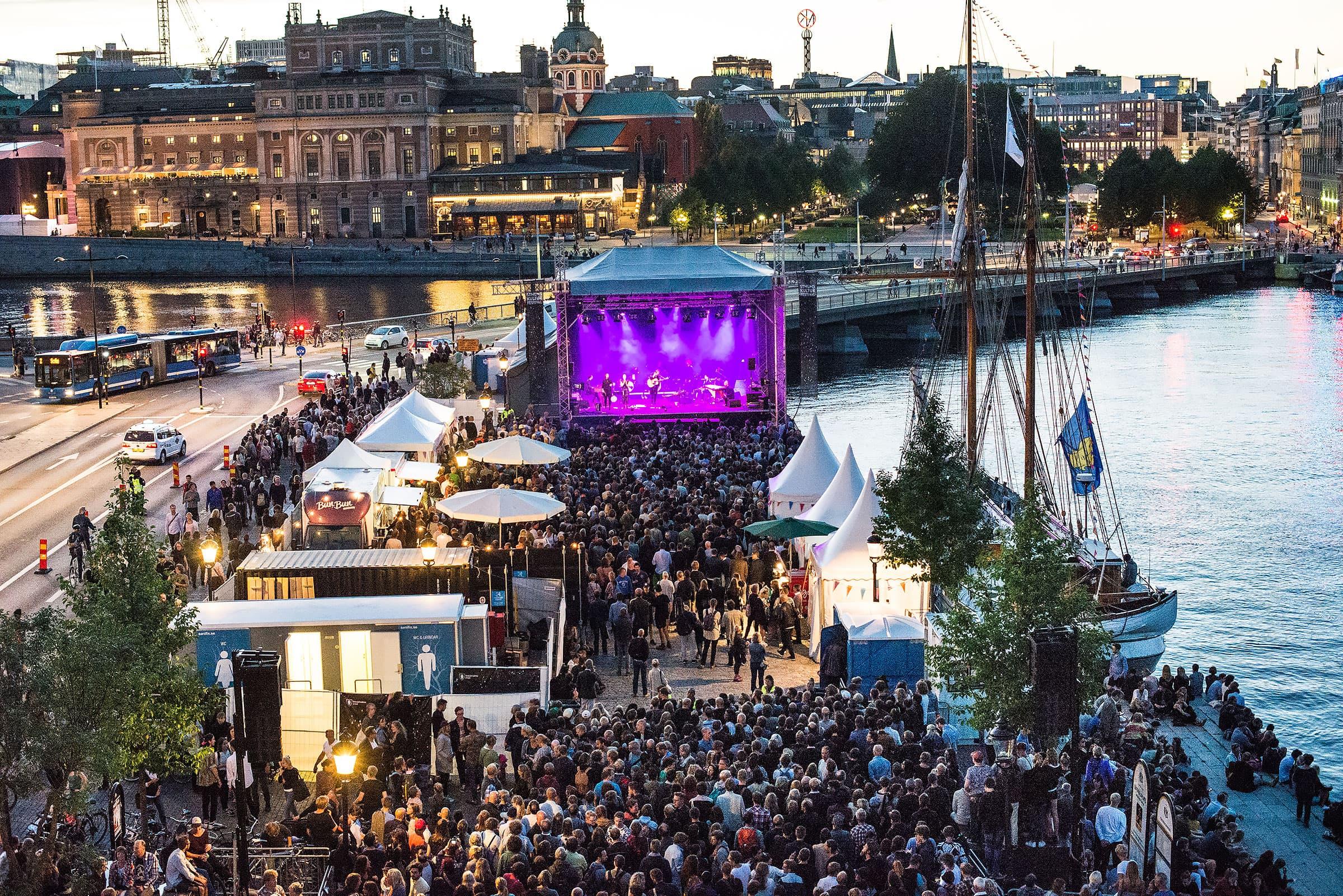 Vad får man inte missa under kulturfestivalen?