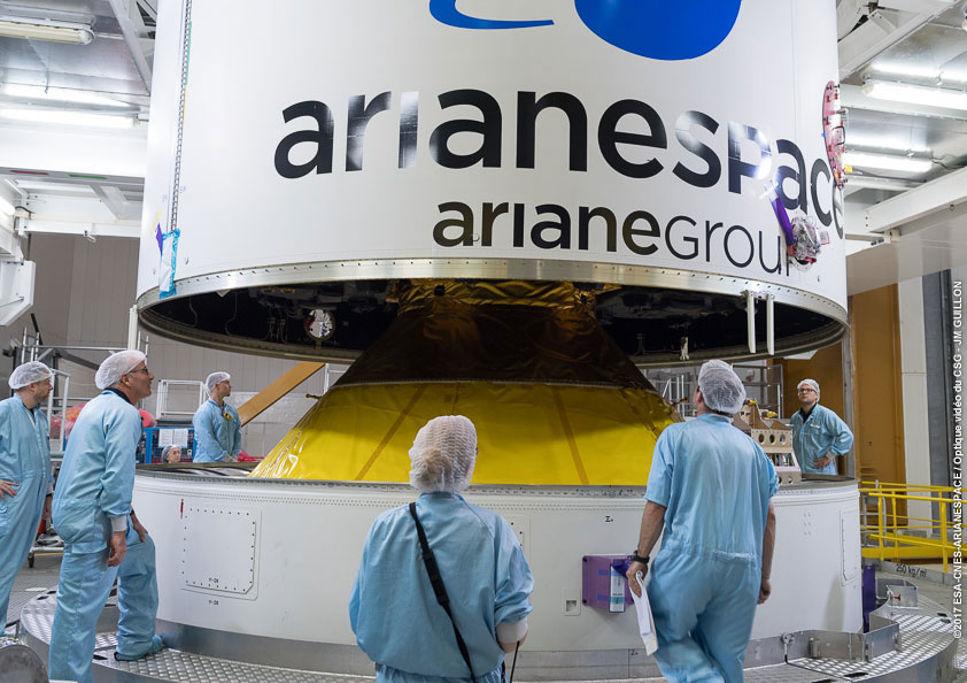 Fyra nya Galileo-satelliter redo att positionera dig