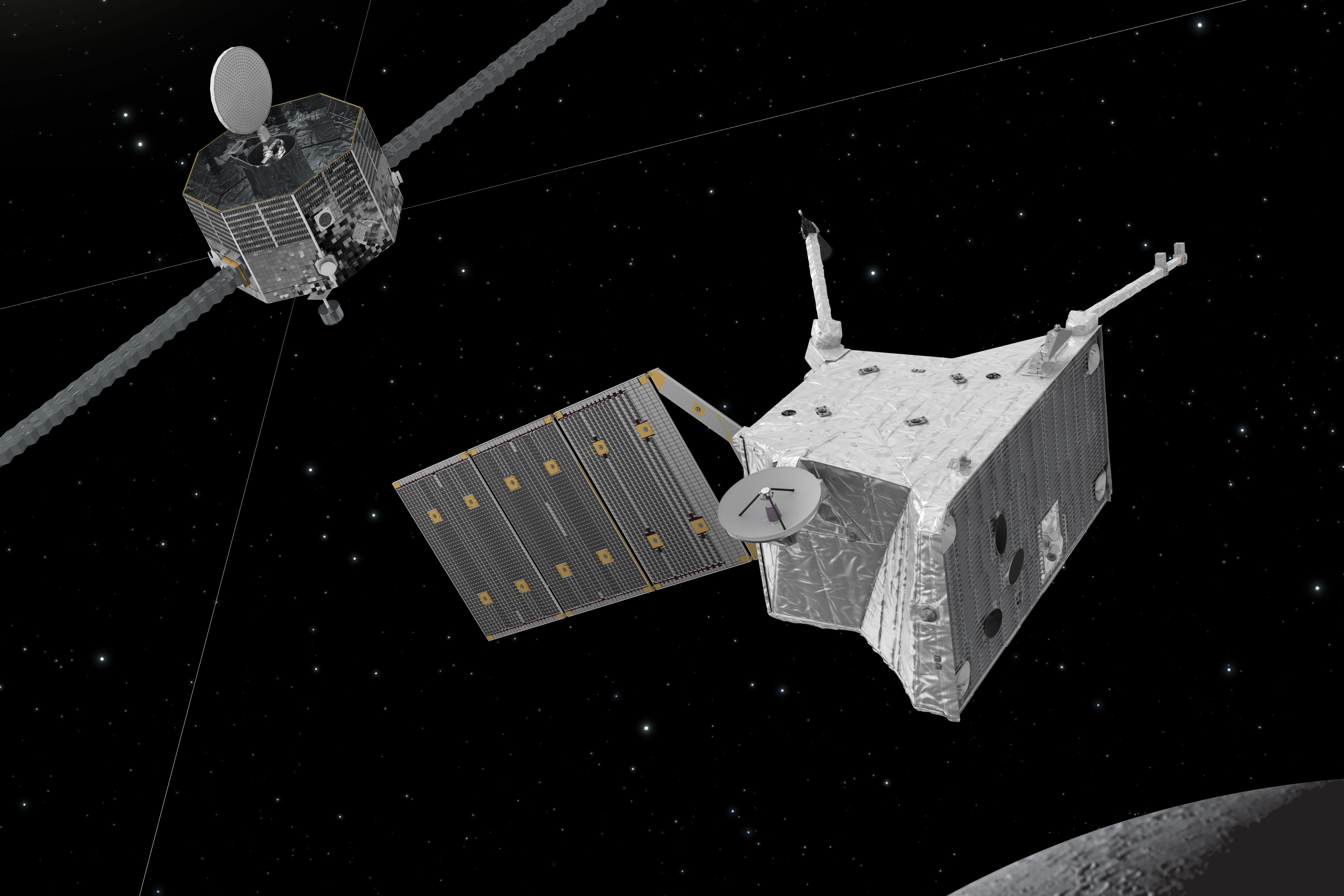 BepiColombo ska ge ny kunskap om Merkurius