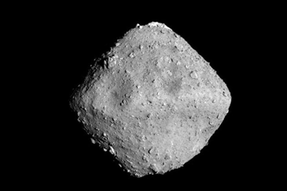 Asteroiden Ryugu