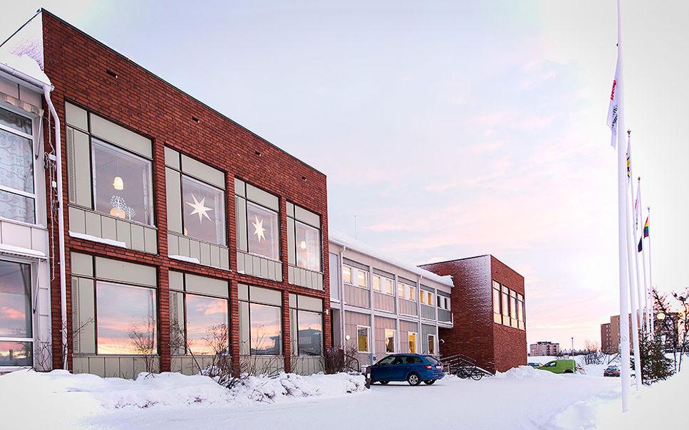 Rymdgymnasiet i Kiruna