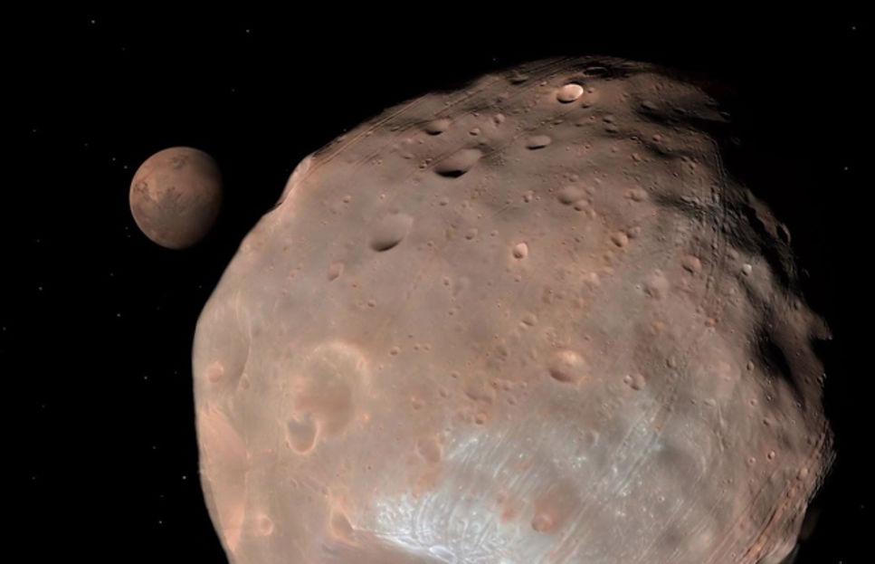 Se hur det skulle se ut att flyga över Mars
