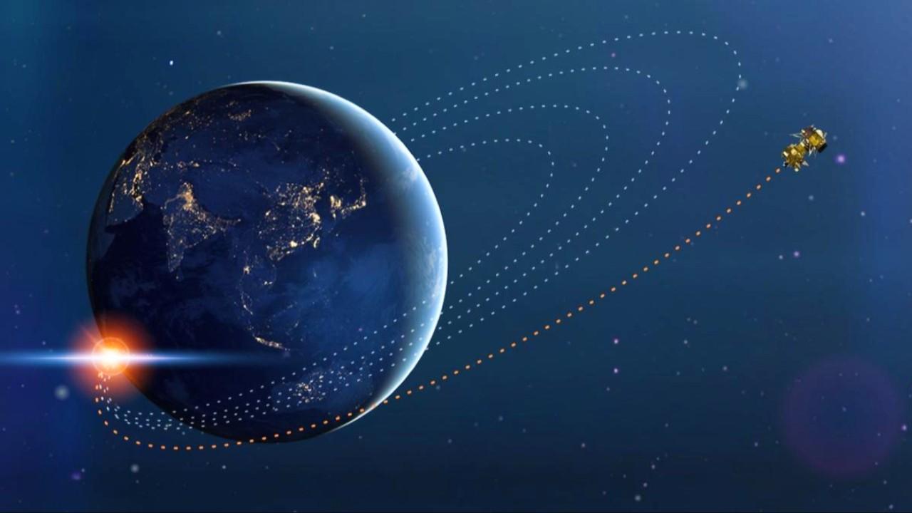 Idag når Chandrayaan-2 månen