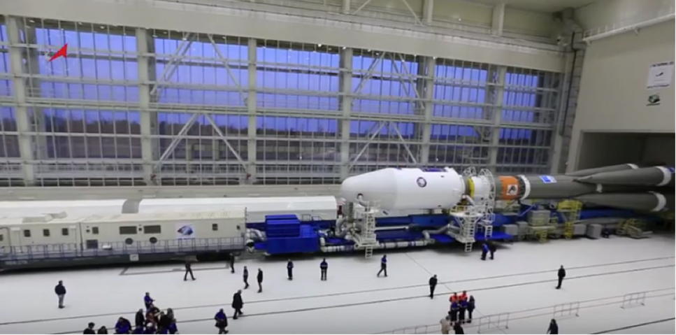 Vostochny Cosmodrome – så heter den nya ryska rymdbasen som snart står klar.