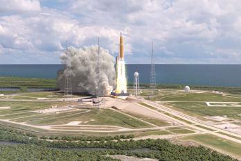 Hur fungerar en raketuppskjutning?