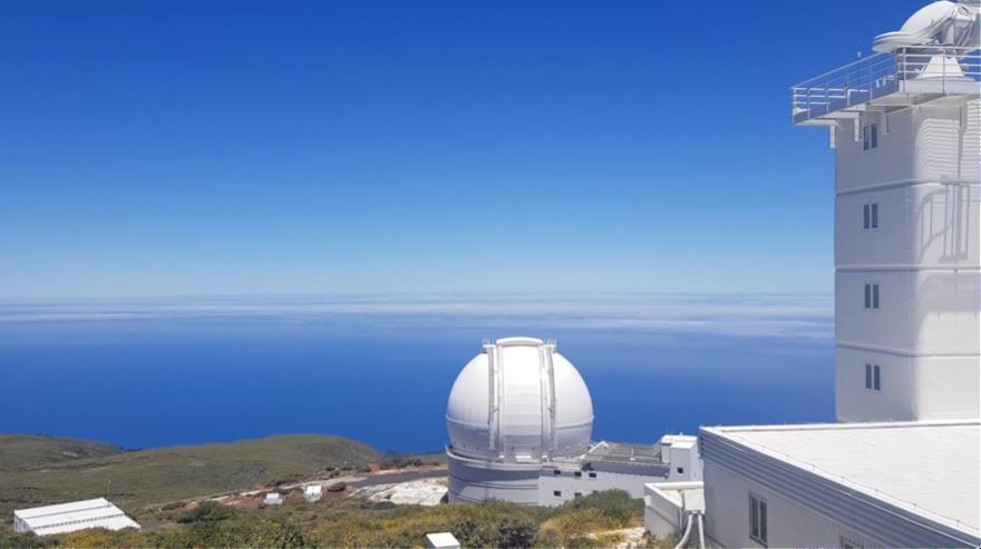 """Livet som rymdstudent – """"Sommarjobb på solteleskopet"""""""