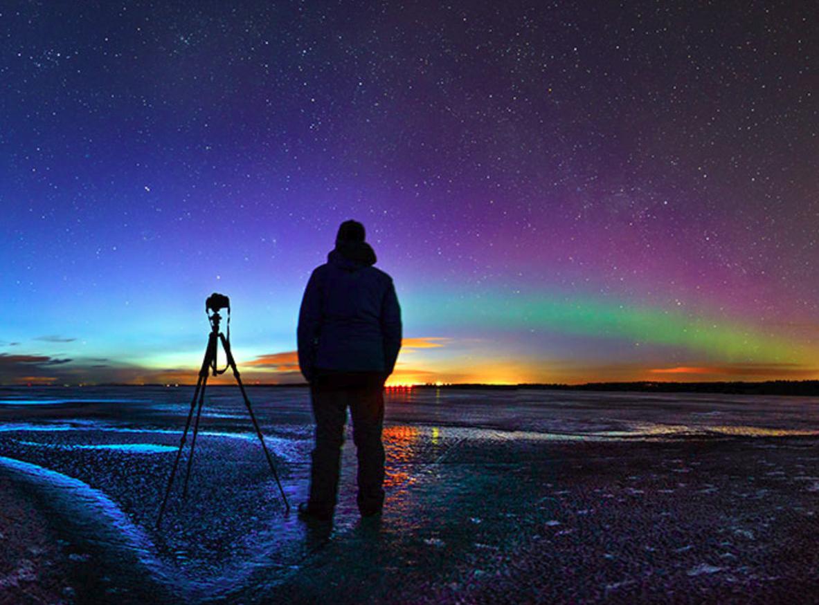 Vi recenserar fotobok om astrofotografi!