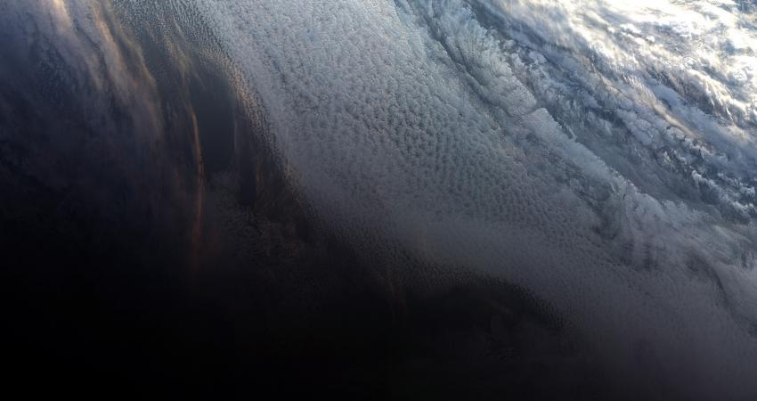 De första bilderna från Sentinel-3B
