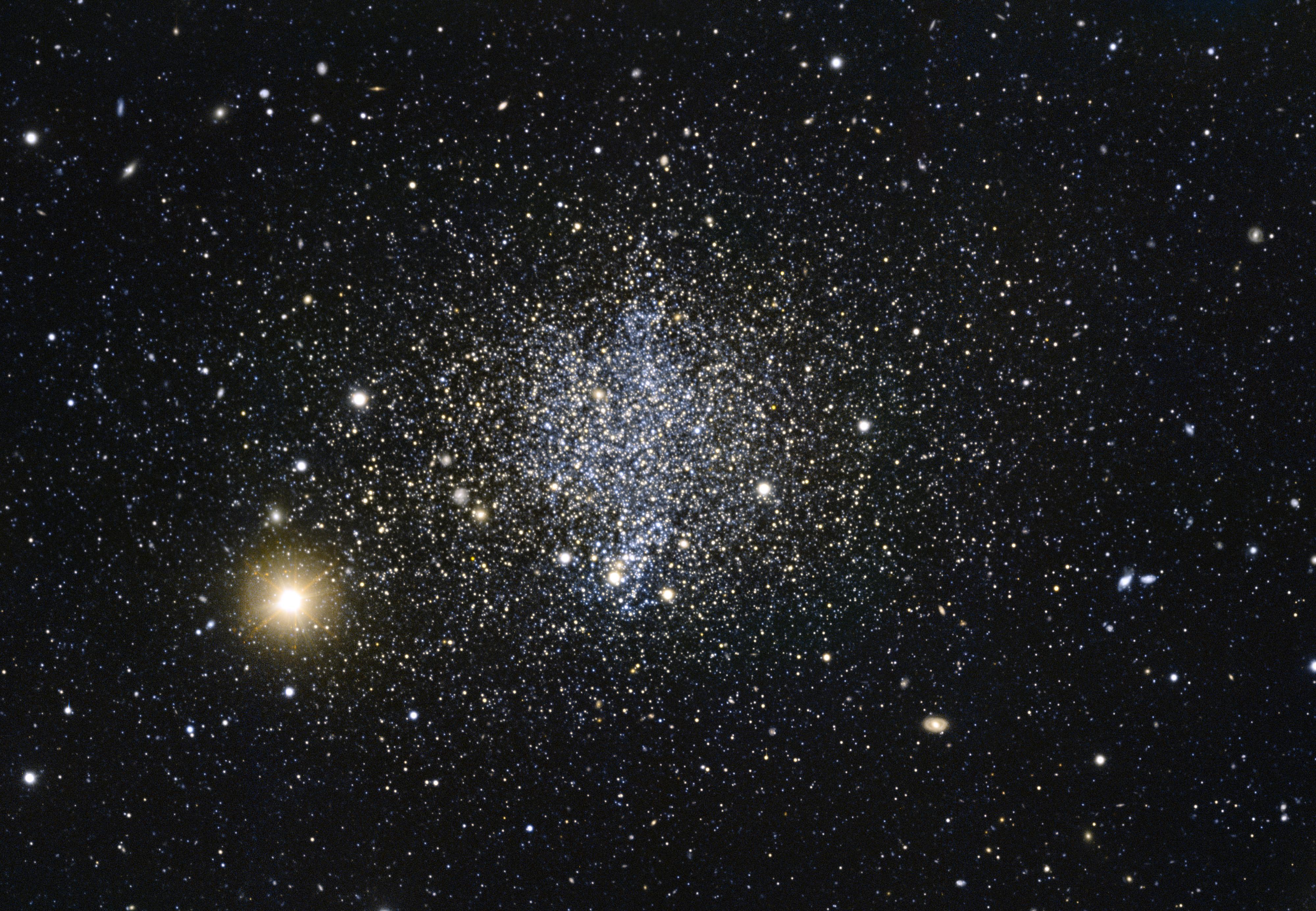 Ny svensk upptäckt om stjärnbildning i dvärggalaxer