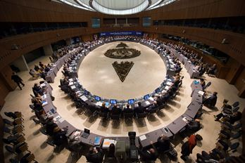 Dags för ministerrådsmöte i Esa