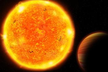 Rösta fram namnet på Sveriges exoplanet