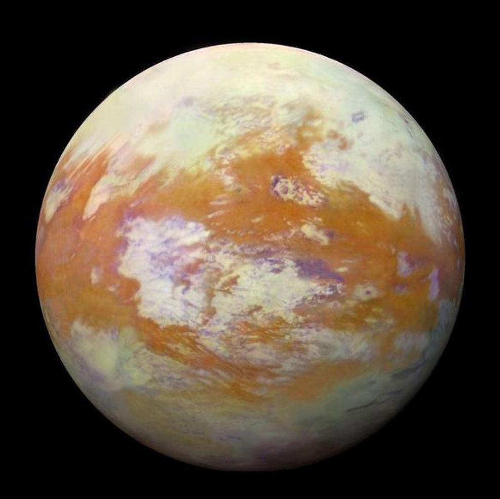 Månen Titan