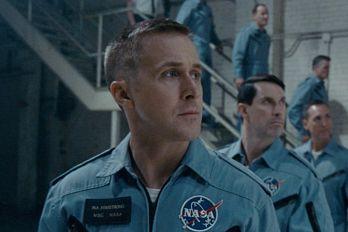 First Man och andra filmer om verkliga rymdfärder