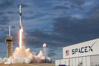 SpaceX skickade upp nya satelliter i Starlink