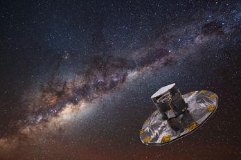 Gaias astronomiska revolution