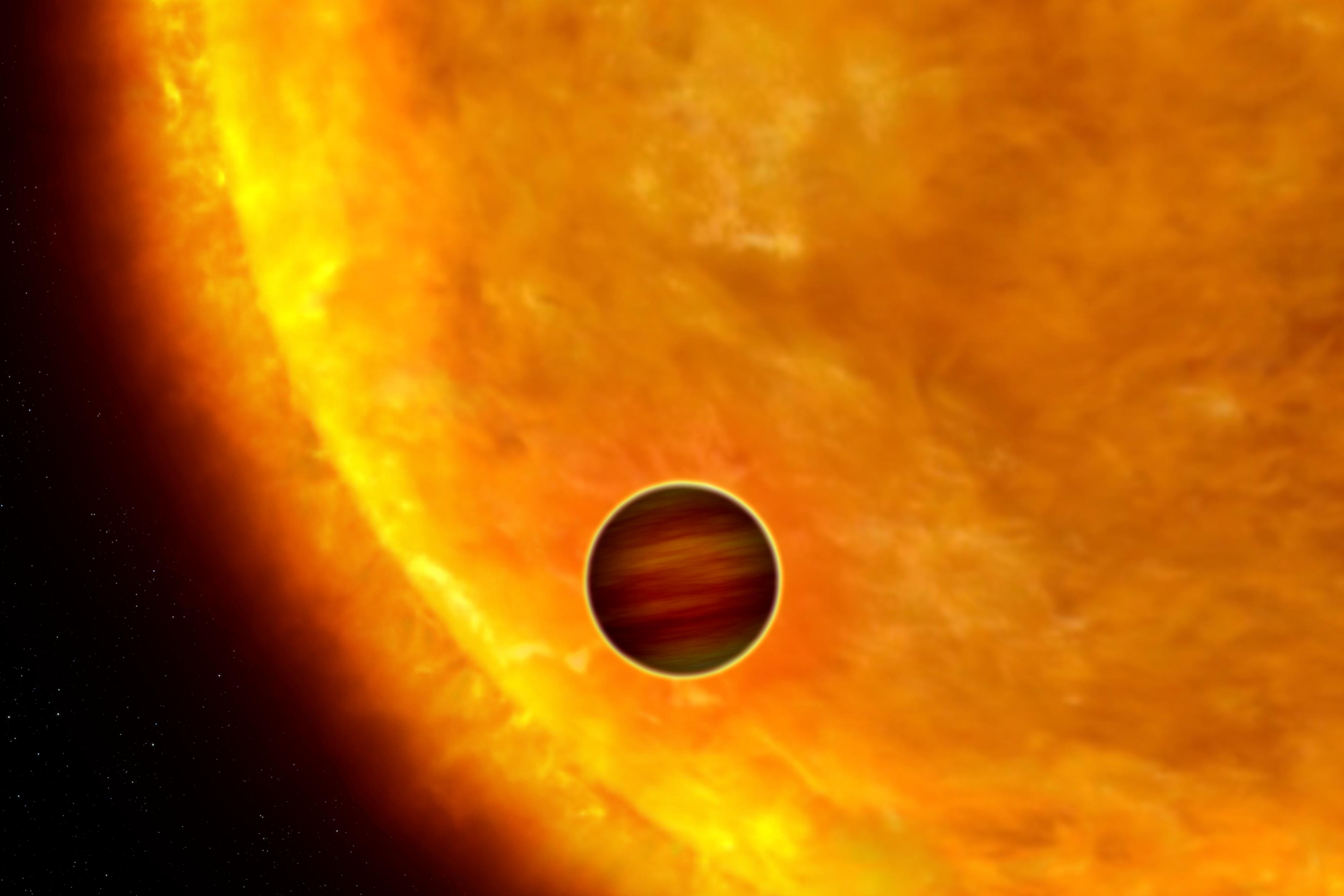 Plato letar exoplaneter med svenska kamerafilter