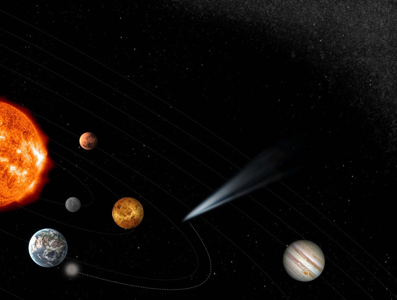 Comet Interceptor jagar ikapp en komet