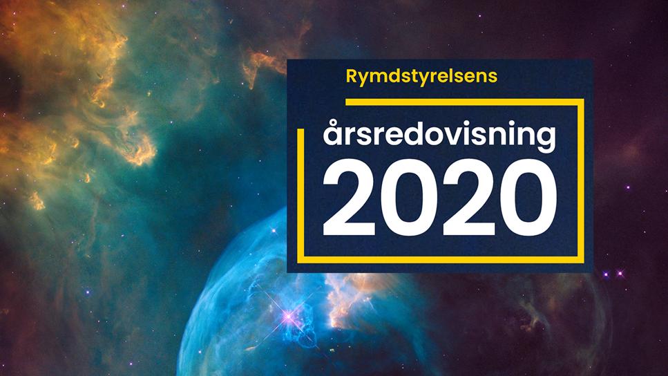 Rymdstyrelsen årsredovisning 2020