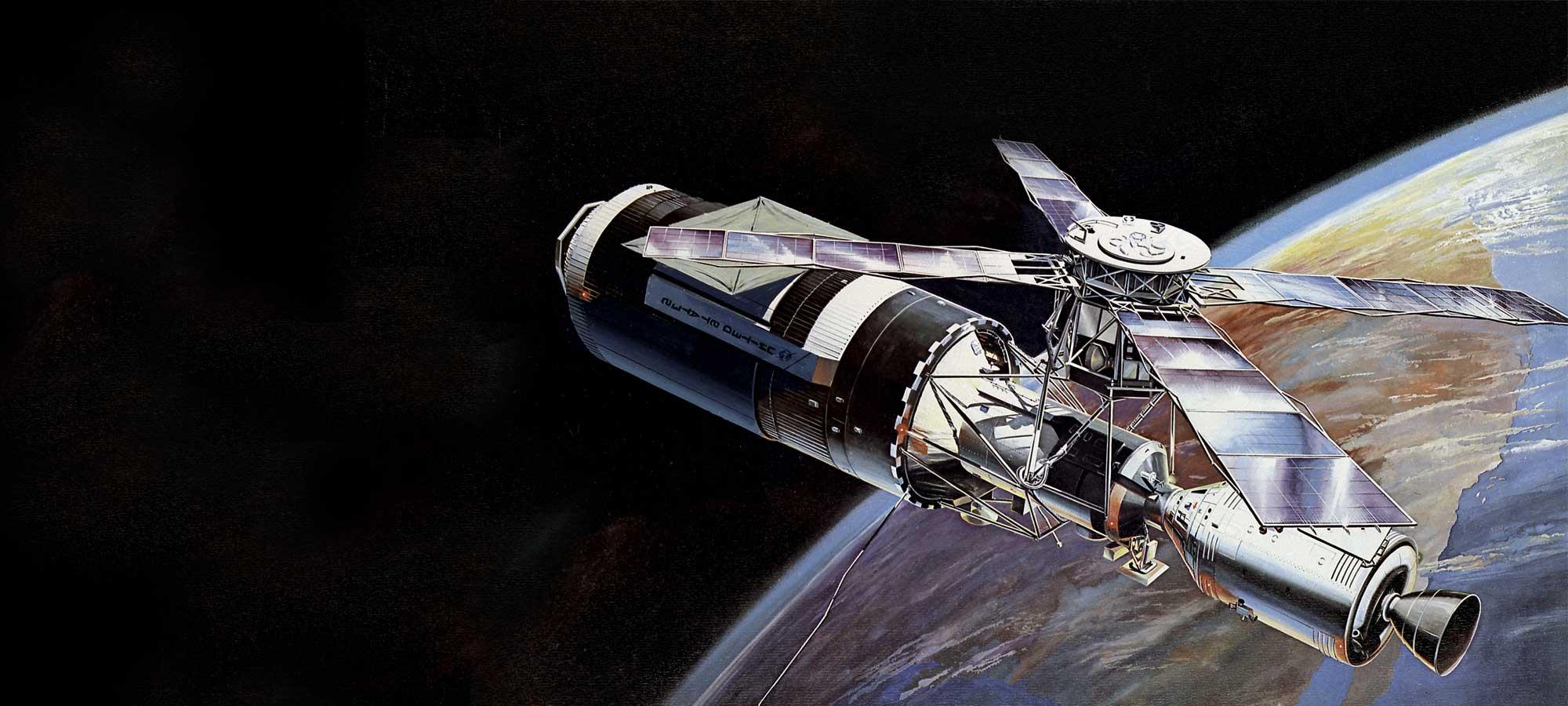 Esrange firar 50 och siktar på att skjuta upp satelliter.