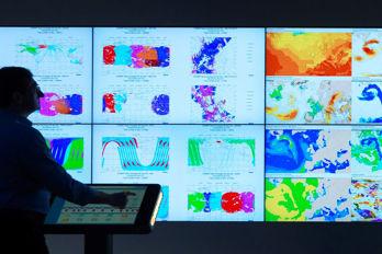 Aeolus vindmätningar används i skarpa väderprognoser