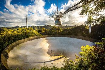 Radioteleskopet Arecibo