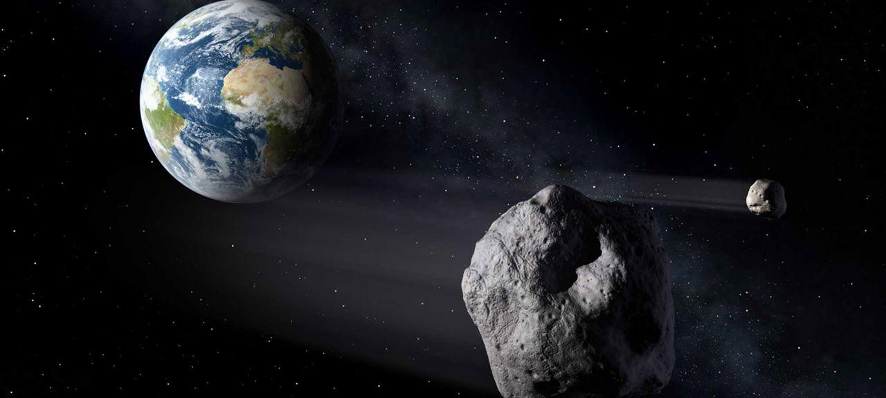 Meteorit, meteor, asteroid och komet hero