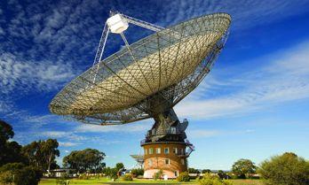 Parkes radioteleskop