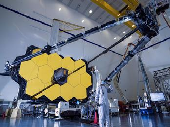 James Webb teleskopet riskerar ytterligare förseningar