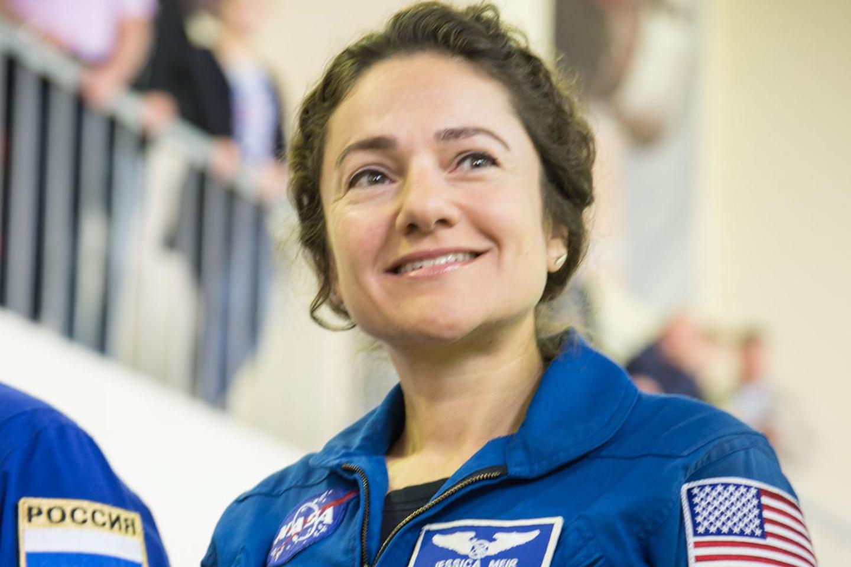 Jessica Meirs sista vecka innan avfärd mot rymden