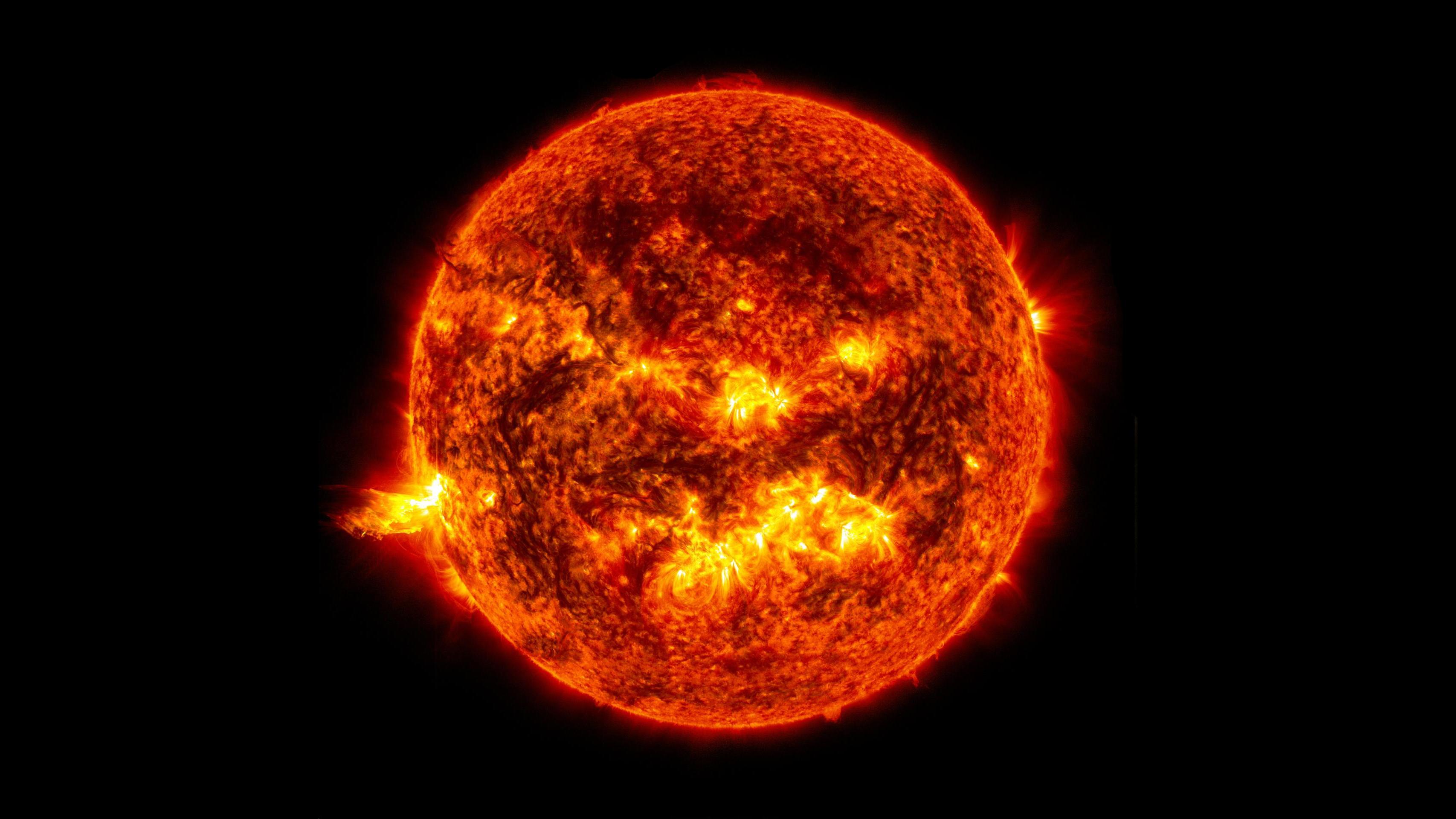 Solens aktivitet förbryllar forskarna