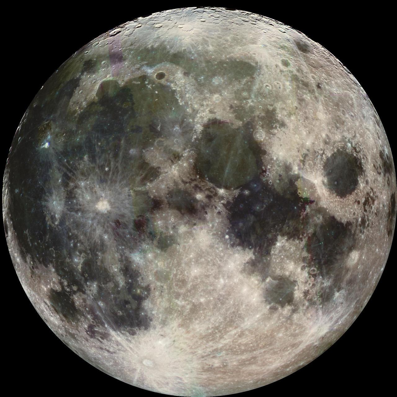 Jorden har en ny måne