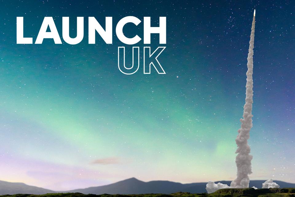 Storbritannien storsatsar på rymden