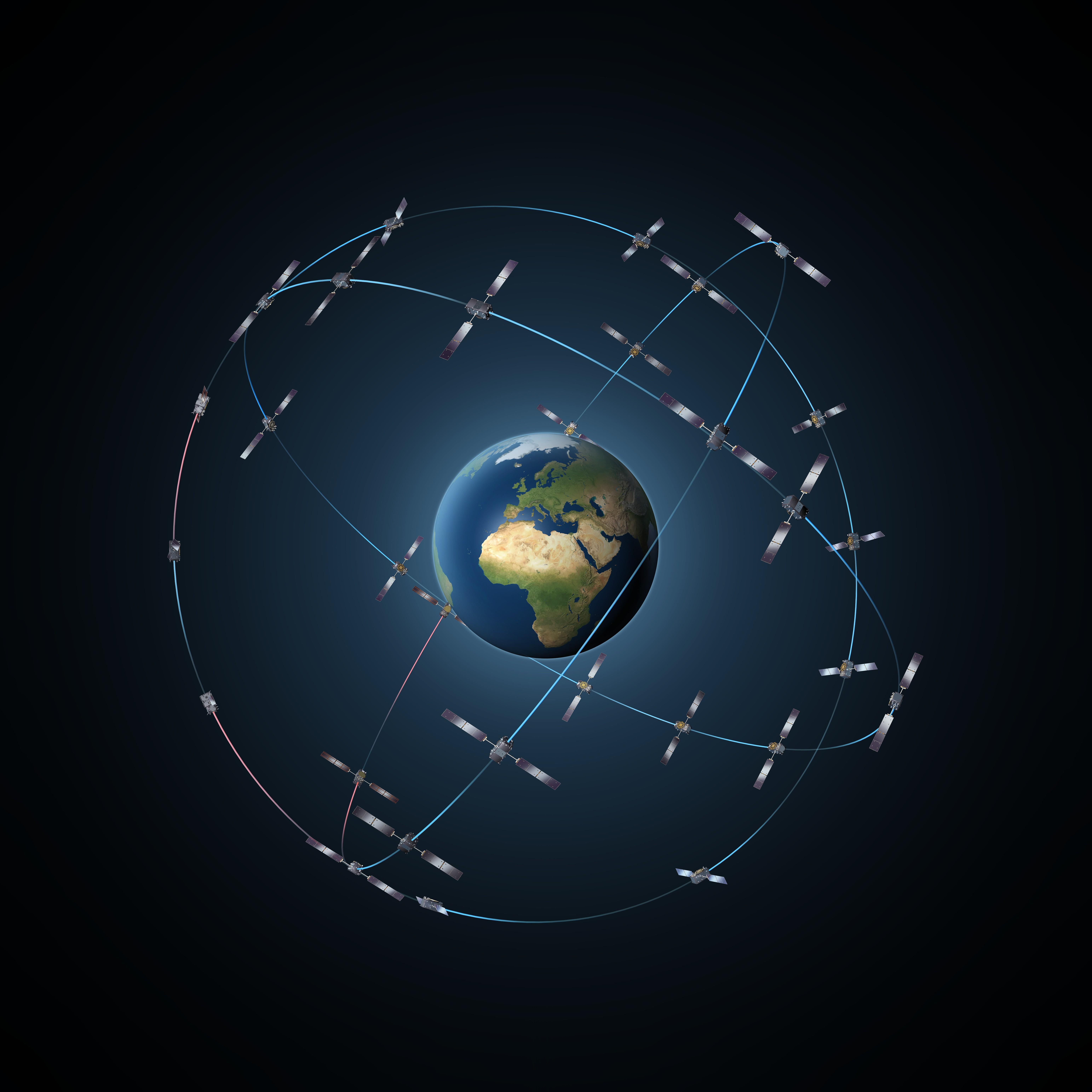 Svenskt företag utvecklar tjänst kopplat till Galileo-satelliterna