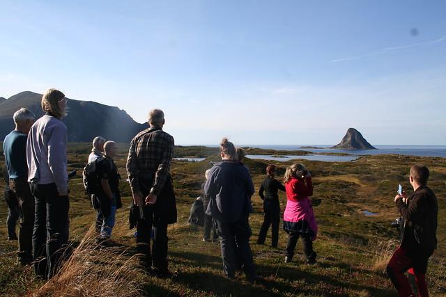 Nordisk sommarläger för lärare på Andøya hero