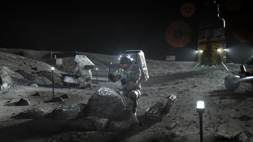 Nasa vill väcka hopp med månprogrammet Artemis