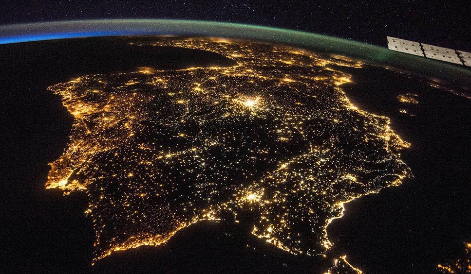 Ljusföroreningar