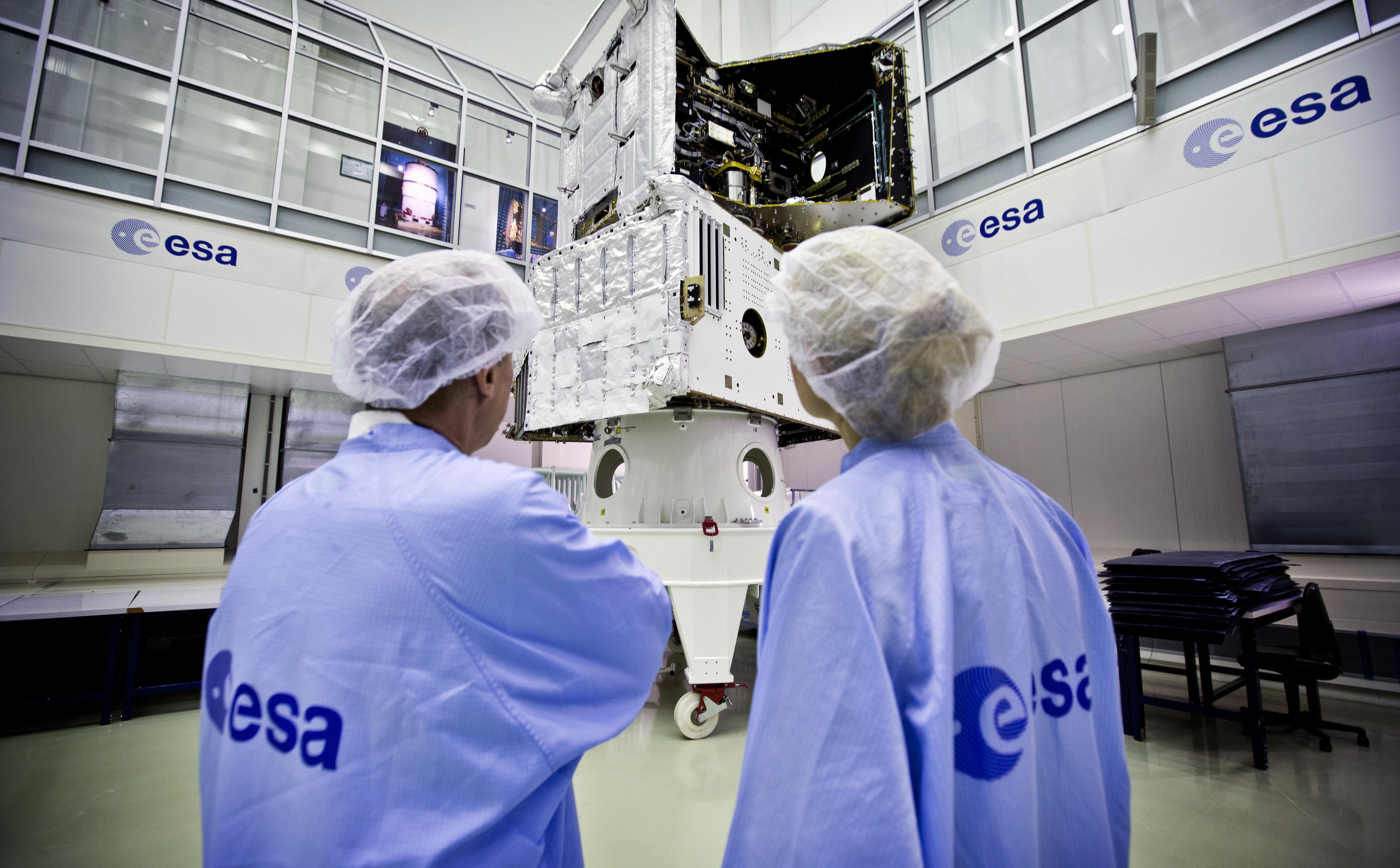 Bli trainee hos den europeiska rymdorganisationen Esa