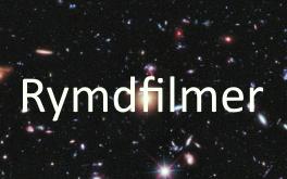 Rymdfilmer att se fram emot