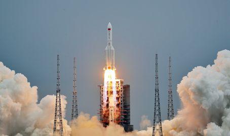 Kinesisk raket