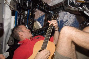 Astronauter tipsar om livet i isolering