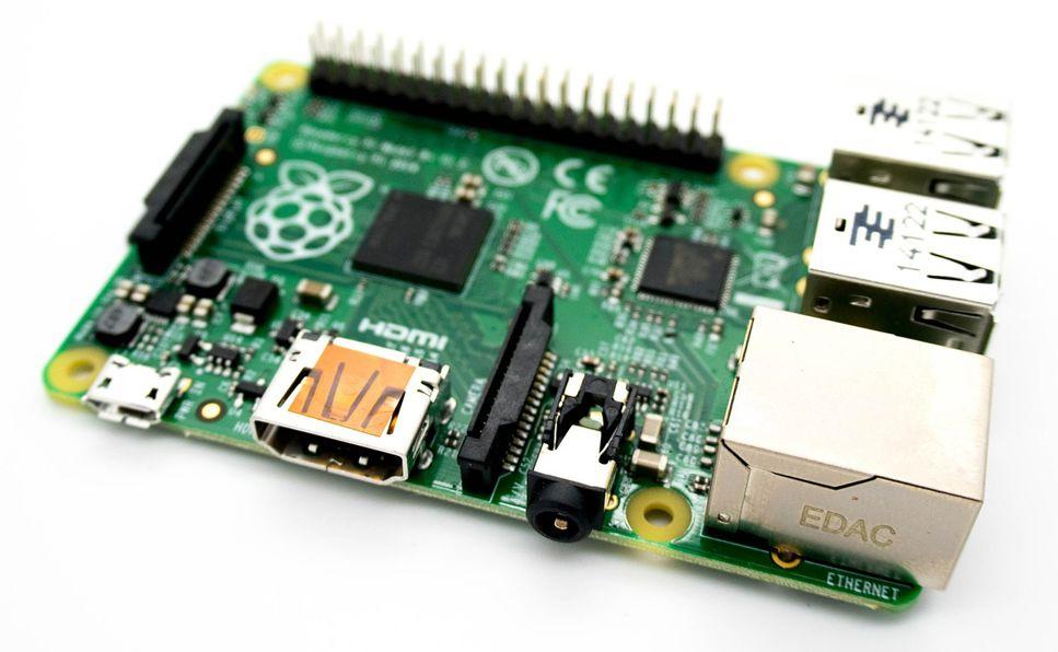 Python och Raspberry Pi